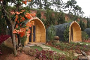 nhà gỗ di động tấm lợp bitum tc roofing